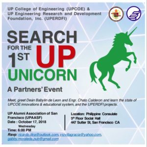 Search For The First Up Unicorn